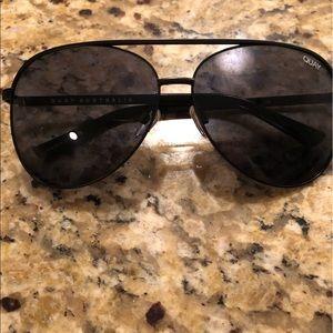 Quay brand new aviator sunglasses